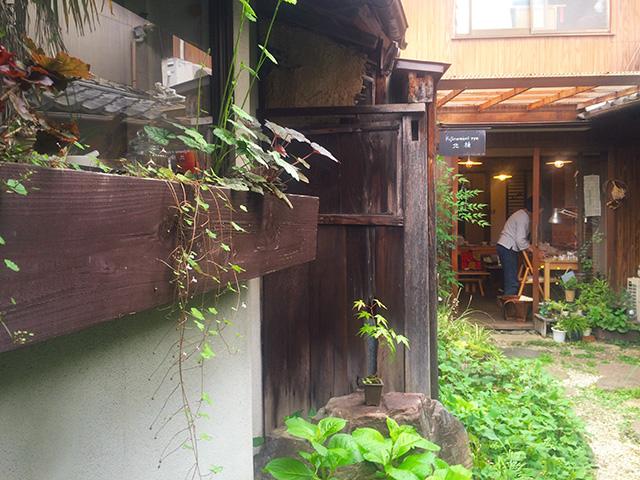 藤森寮 - 坪庭