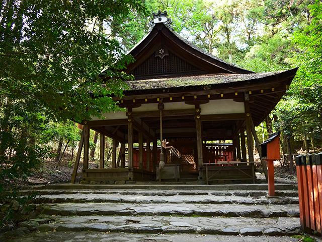 大田神社 - 拝殿