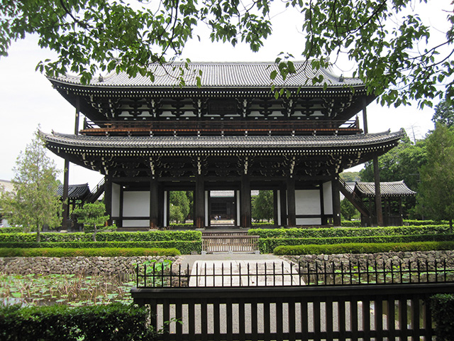 東福寺 - 三門