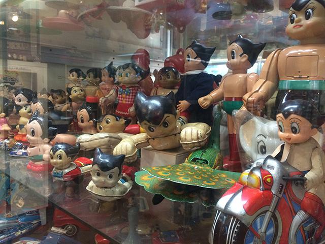 ブリキのおもちゃと人形博物館 - アトム