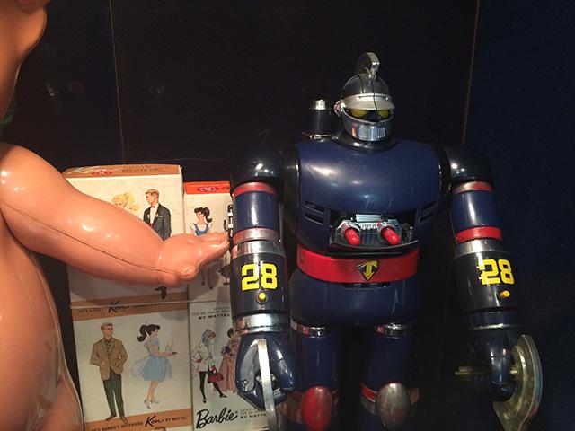 ブリキのおもちゃと人形博物館 - 新鉄人28号