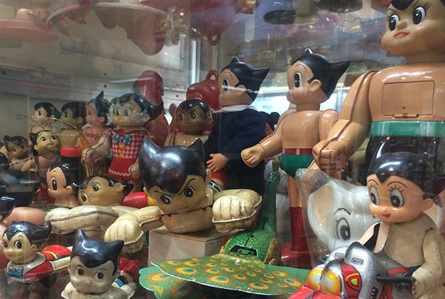 ブリキのおもちゃと人形博物館EC