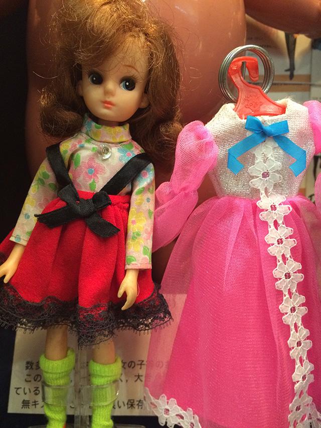 ブリキのおもちゃと人形博物館 - 初代リカちゃん