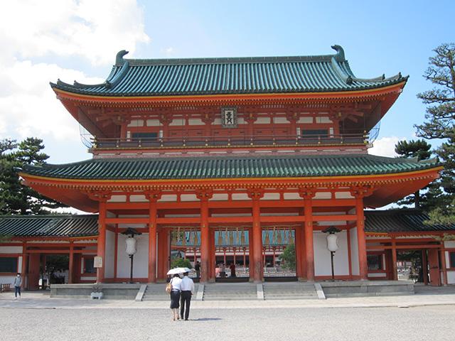 平安神宮 - 應天門