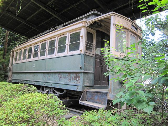 平安神宮 - チンチン電車