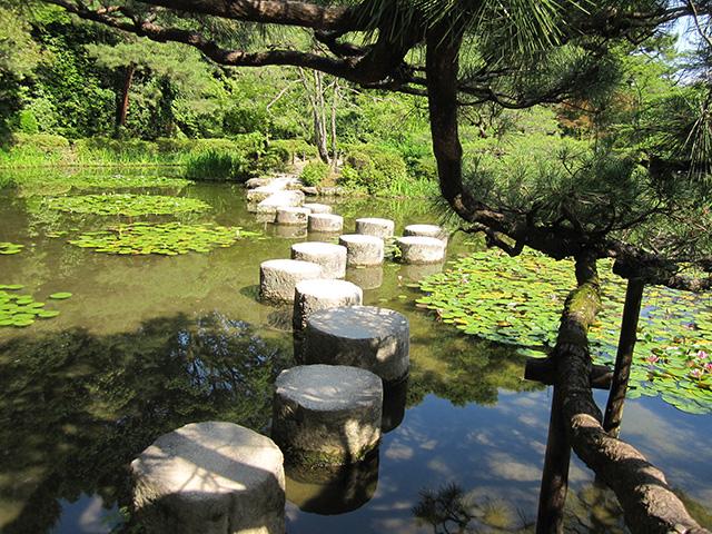 平安神宮 - 中神苑