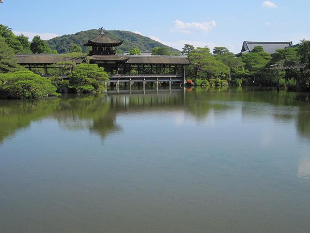 平安神宮 - 東神苑