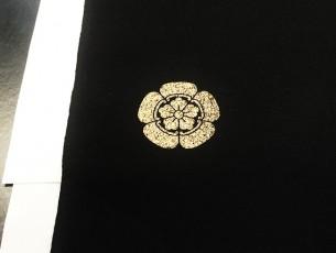 「柊屋新七」で家紋の型染めEC