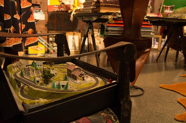 ポール・スミス展 - 鉄道模型