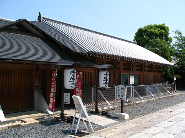 壬生寺 阿弥陀堂