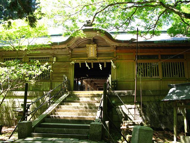 愛宕山 - 愛宕神社