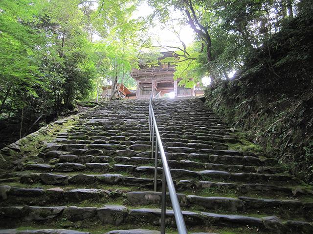 神護寺 - 楼門2