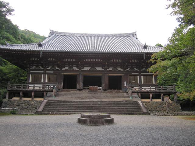 神護寺 - 金堂2