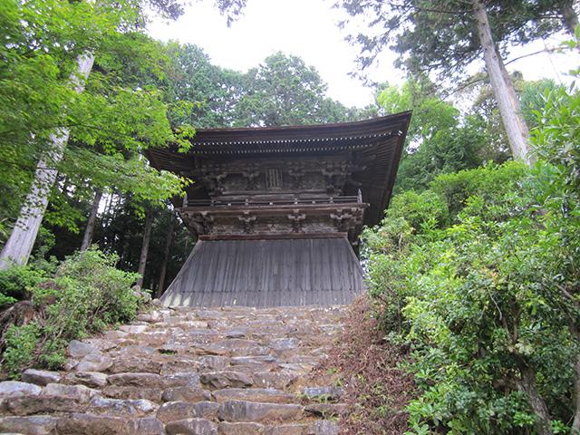 神護寺 - 鐘楼