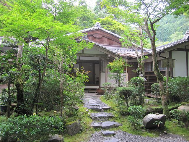 高山寺 - 石水院