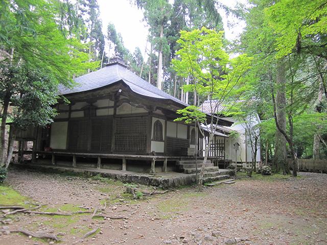 高山寺 - 開山堂