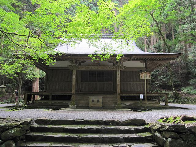 高山寺 - 金堂