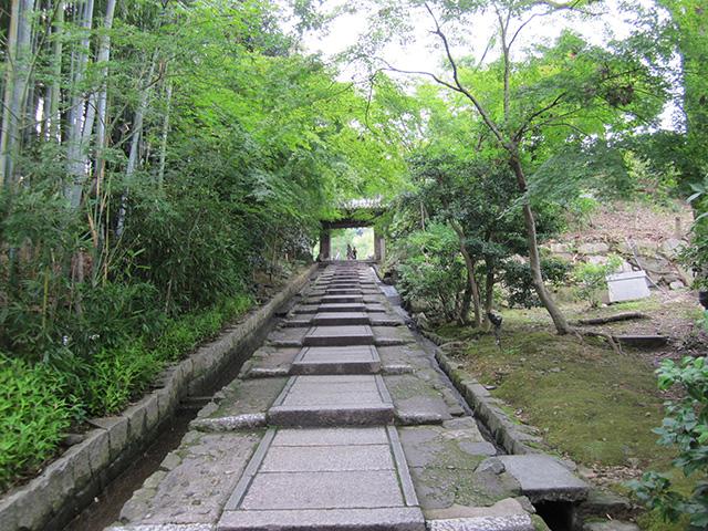高台寺 - 台所坂