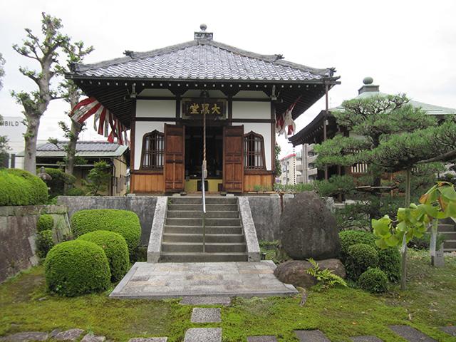 らくがき寺 - 大黒堂