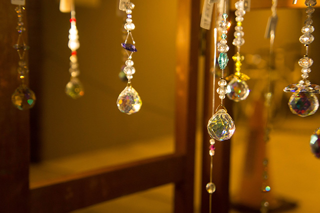 陶器まつり - ガラス