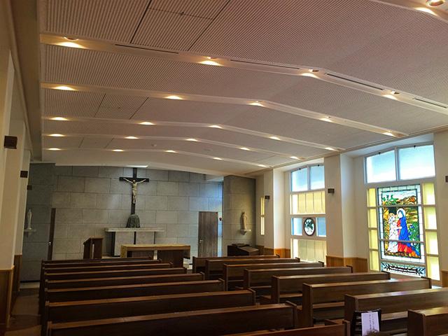 和中庵 - 礼拝堂