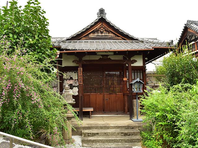 常林寺 - 地蔵堂