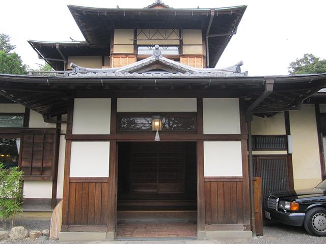 カフェ真古館 - 吉田山荘