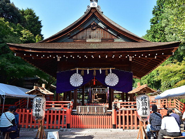 建勲神社 - 境内