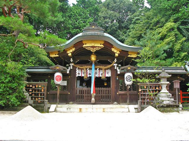 武蔵ゆかりの地 - 八大神社1