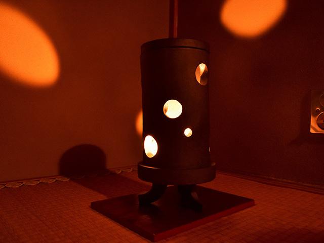 東林院 - 梵燈