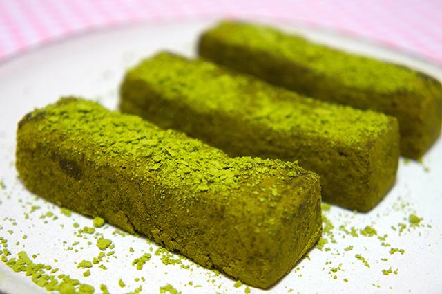 宇治 駿河屋 - 茶の香餅