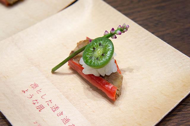 ワコール スタディホール京都 - 寿司2