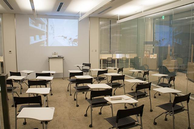 ワコール スタディホール京都 - 教室
