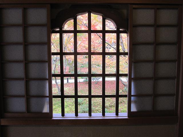 圓光寺 - 窓