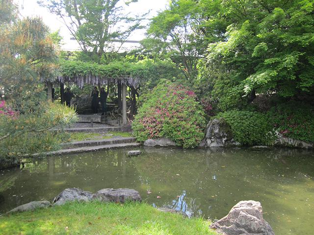 城南宮 神苑 - 室町の庭2