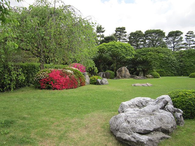 城南宮 神苑 - 桃山の庭