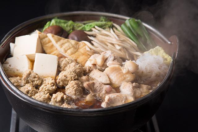 逆鉾 - ちゃんこ鍋