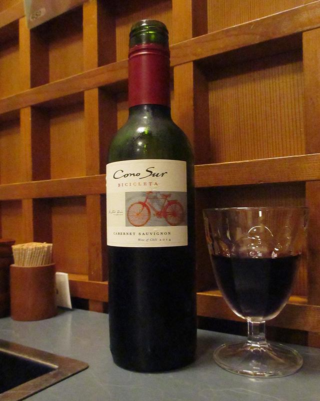 逆鉾 - 赤ワイン