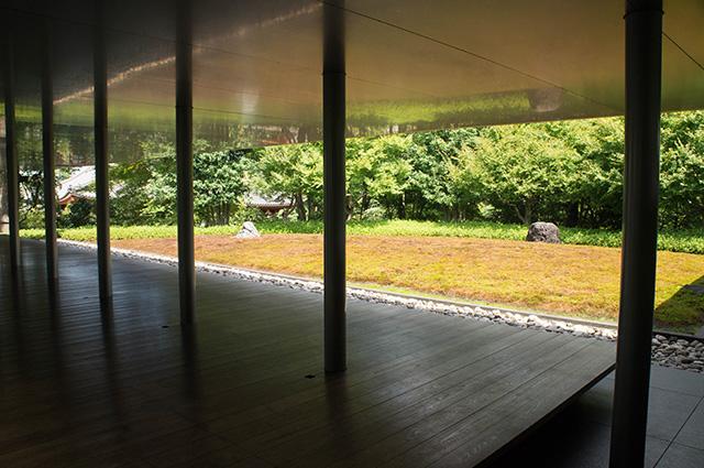 平等院ミュージアム - 休憩所