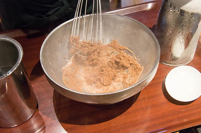 ショコラ ベル アメール 京都別邸 - ショコラバー3