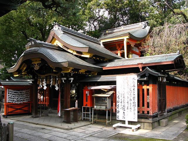 満足稲荷神社1