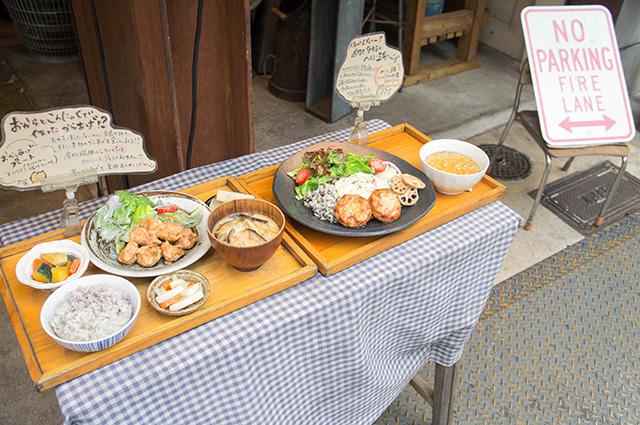 mumokuteki cafe & foods - 店舗外観2