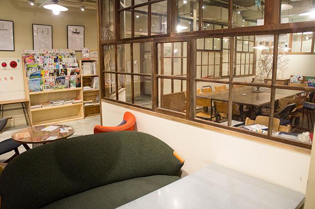 mumokuteki cafe & foods - 店内4