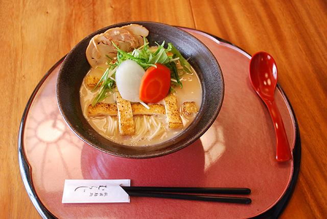 祇園麺処むらじ - 酒粕ラーメン1
