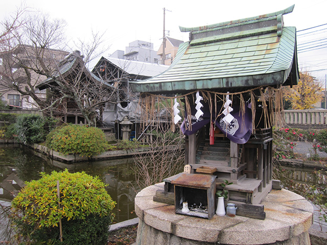 神泉苑 - 歳徳神