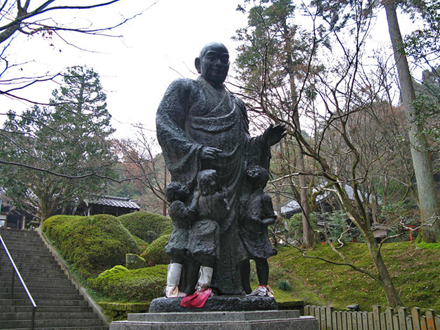 今熊野観音寺の子護大師1