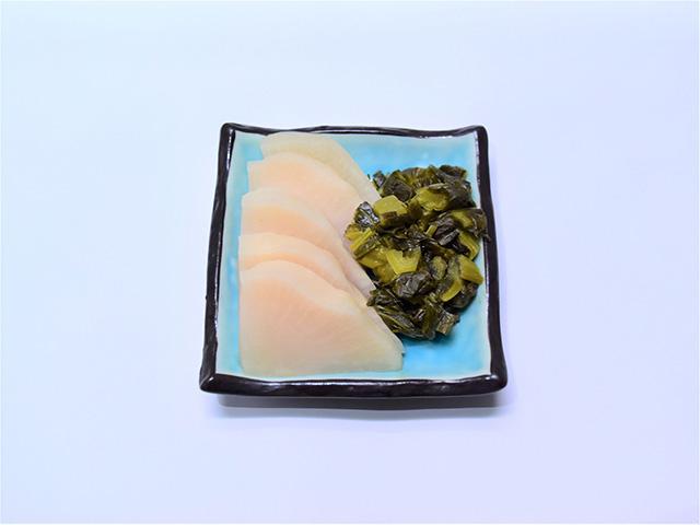 京都なり田本店 - すぐき漬2
