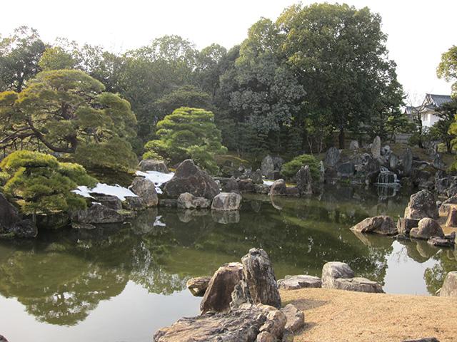 二条城 - 二の丸庭園