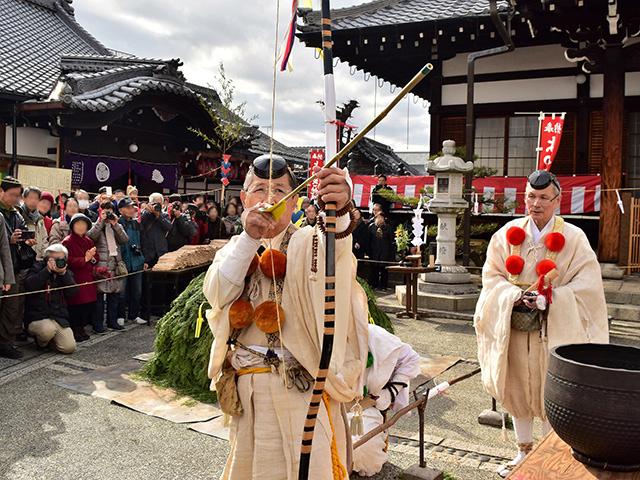 上徳寺 - 護摩供養1