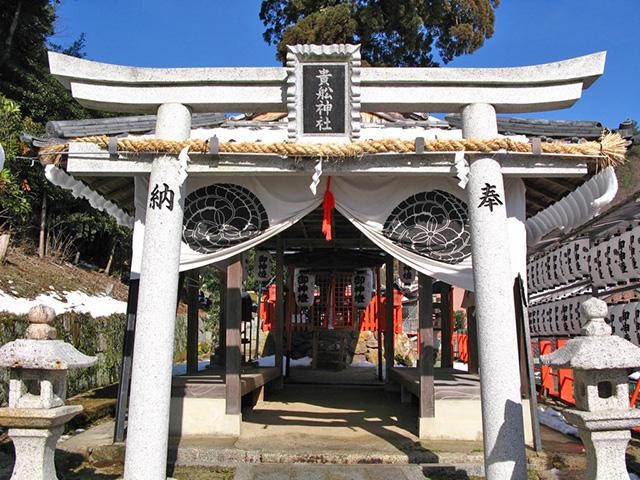 深泥池貴舩神社